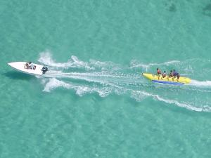 Banana Boating Tour Packages